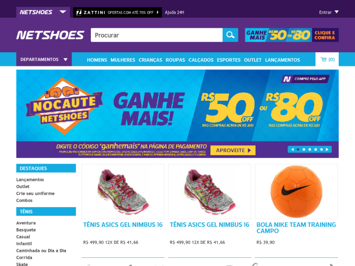 http://www.netshoes.com.br/